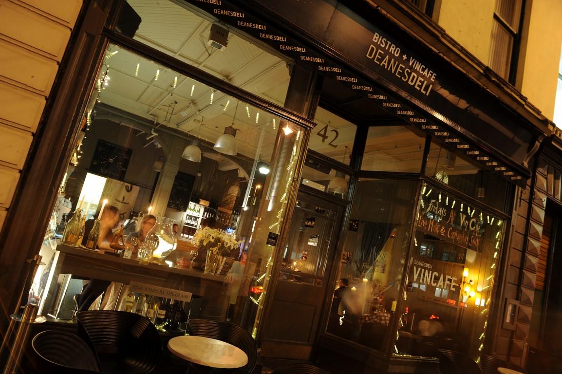 Queens Cafe Menu